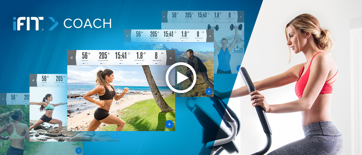 1 Year iFit Coach Membership | ProForm